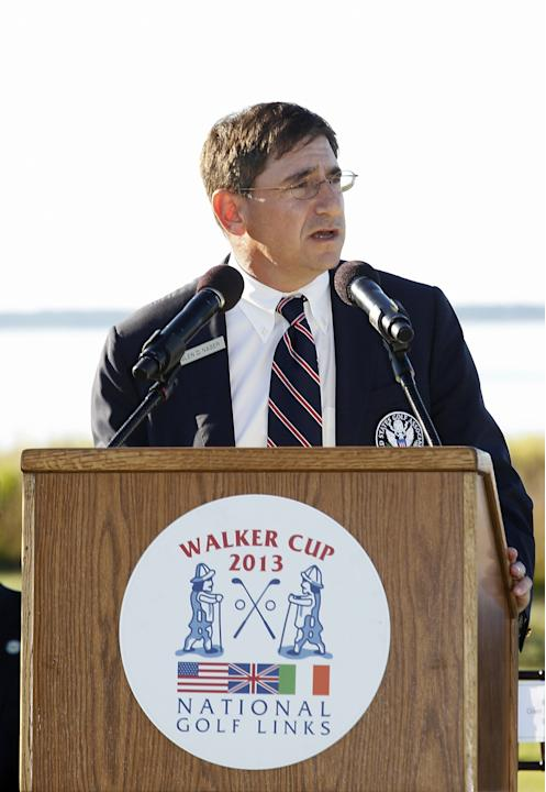2013 Walker Cup - Previews