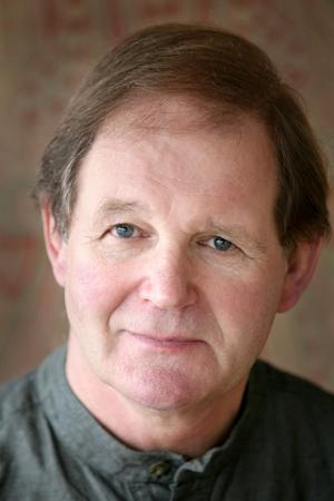 "In this undated file photo released by HarperCollins, British author Michael Morpurgo, author of ""War Horse,"" is shown. Morpurgo, who wrote the book the Tony Award-winning play is based on, was part of more than a dozen actors watching the auctioning-off of the horse Joey at the top of the show in New York. The author, who made a similar appearance in the London production of ""War Horse"" and is an extra in Steven Spielberg's movie version, didn't speak any dialogue and didn't appear again until the curtain call a few hours later. (AP Photo/HarperCollins)"