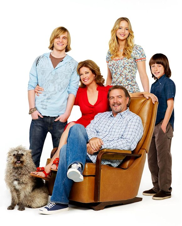 The cast of The Bill Engvall …