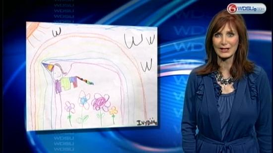Margaret's Weather Picture for Jan. 18