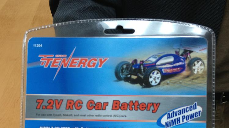 Calif. company thinks its battery used in bombing