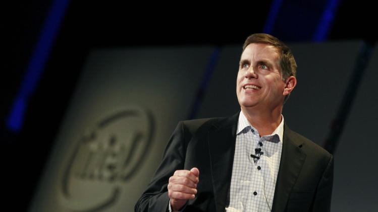 Intel 3Q profit unchanged, but beats predictions