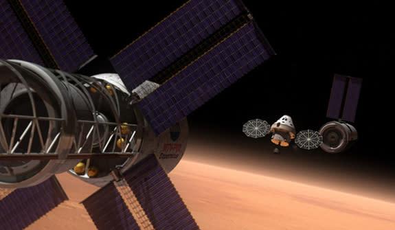 NASA Deep-Space Missions Take Aim at Mars