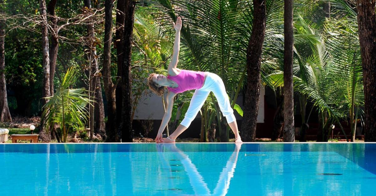 10 Most Blissful Yoga Retreats in the World