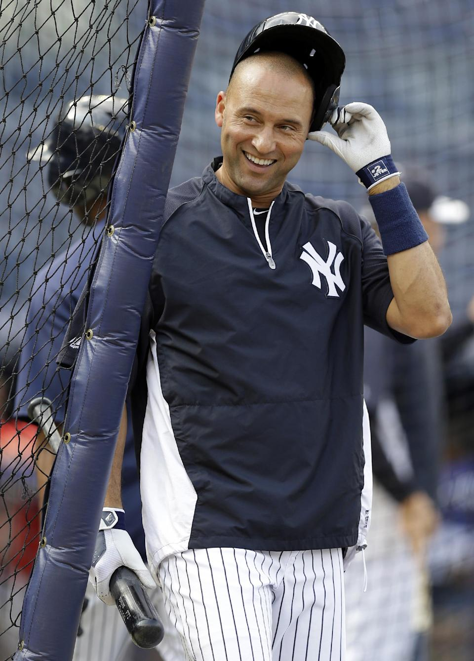 Jeter and Yankees reach $12 million, 1-year deal