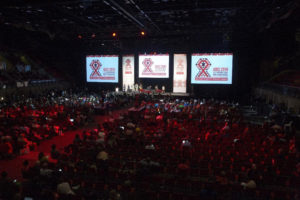 AIDS summit ends with call for more funding