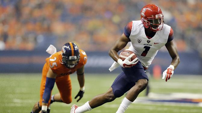 Arizona holds off UTSA 26-23