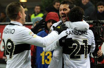 Inter 3-3 Parma: Sansone rescues point in Giuseppe Meazza thriller