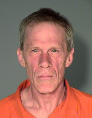 This photo provided by the Ramsey County Sheriff's Office shows Neal Zumberge, a 57-year-old New Brighton man charged, Wednesday, May 7, 2014, with murder after he allegedly killed his neighbor over a dispute about feeding deer. (AP Photo/Ramsey County Sheriff's Office)