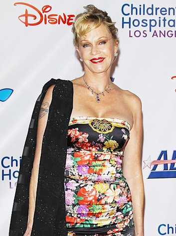 "Melanie Griffith: People Tell Me ""I Look Horrible"""