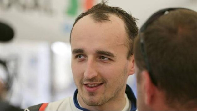 WRC - Kubica thrilled with rally form so far