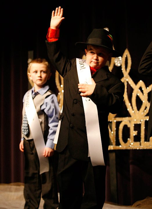 "Payton (age 6) competes in the Southern Celebrity Beauty Pageant in Charleston, West Virginia as seen in ""Toddlers & Tiaras."""