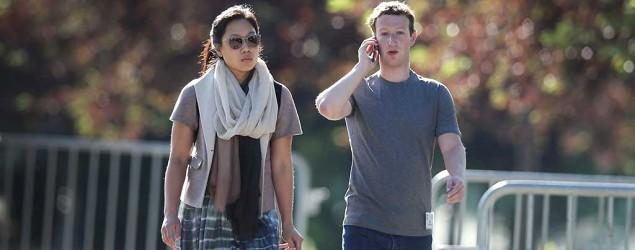 Will Zuckerberg's daughter have a Facebook page?