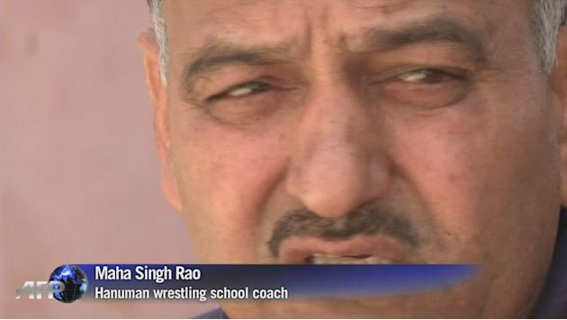 Indian wrestlers grapple with 2020 Olympic lockout