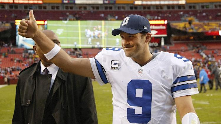 Tony Romo was not worried about the Cowboys drafting a quarterb…