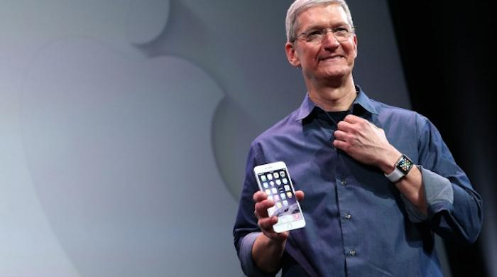 Tim Cook talks iPhone growth and teases 'far off' products during company meeting