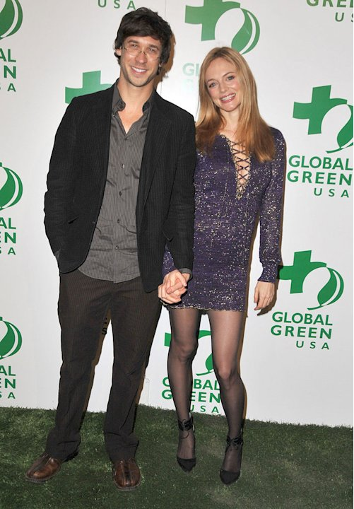 Global Green Pre Oscar Party 2009 Heather Graham
