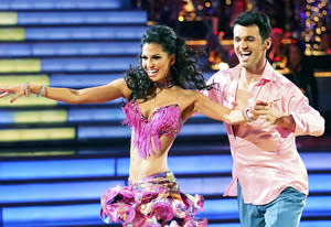 Melissa Rycroft and Tony Dovalani | Photo Credits: Adam Taylor/ABC