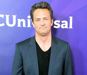 "Matthew Perry Talks About Past Drug, Alcohol Abuse: ""I Was a Sick Guy"""