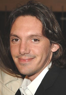 Lukas Haas at the Hollywood premiere of Warner Bros. The Good German