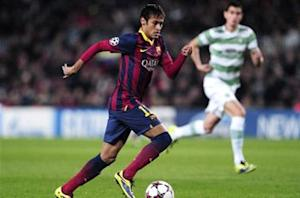 Cesc Fabregas: Neymar reminds me of Cruyff