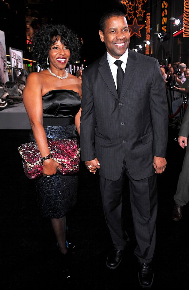 previous The Book of Eli LA premiere 2010 Pauletta Washington Denzel ...