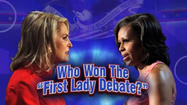 Who Won the First Lady Debate?