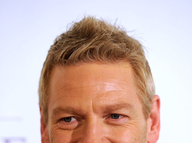 WEST HOLLYWOOD, CA - FEBRUARY 26:  Acgtor Kenneth Branagh arrives at The Weinstein Company&#39;s 84th Annual Academy Awards After Party - Arrivals at Mondrian Los Angeles on February 26, 2012 in West Hollywood, California.  (Photo by Frazer Harrison/Getty Images)