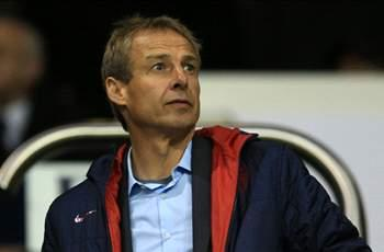 Jürgen Klinsmann talks up wing strength in absence of Landon Donovan