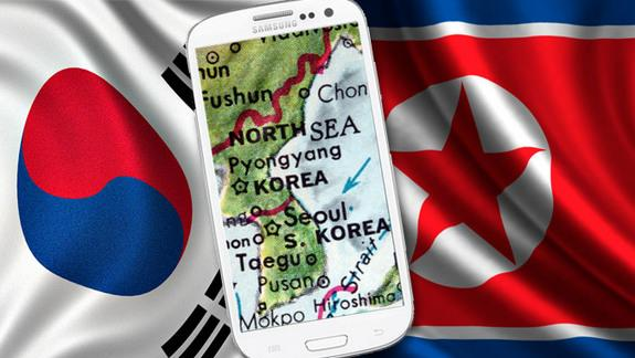Korean Conflict Could Nuke Your Next Phone