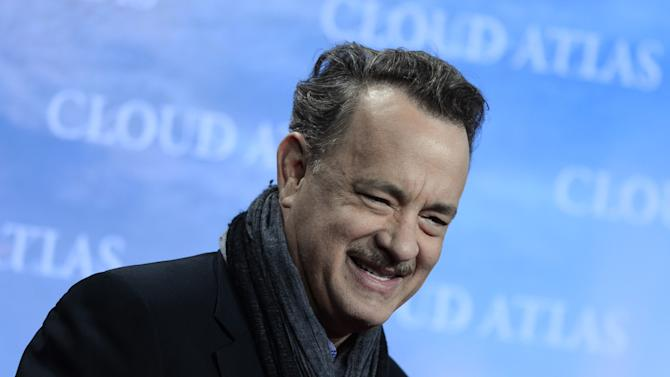 "Actor and producer Tom Hanks is expected to reunite with Meg Ryan in ""Ithaca."""