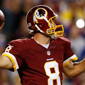 Week 4: Washington Redskins quarterback Kirk Cousins highlights