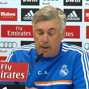 Ancelotti says Blatter words were disrespectful