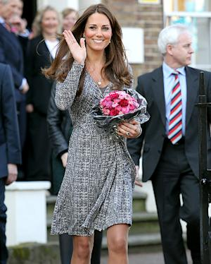 Kate Middleton Earns a Spot on Vanity Fair's 2013 International Best-Dressed List