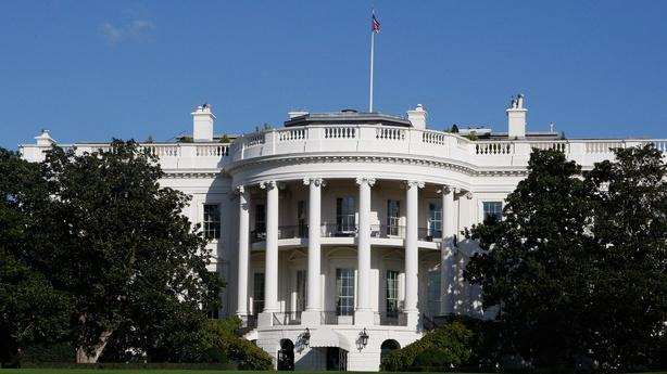 Secret Service Finds Bullet Lodged In White House Window