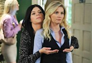 Casey Wilson, Elisha Cuthbert | Photo Credits: Richard Foreman/ABC