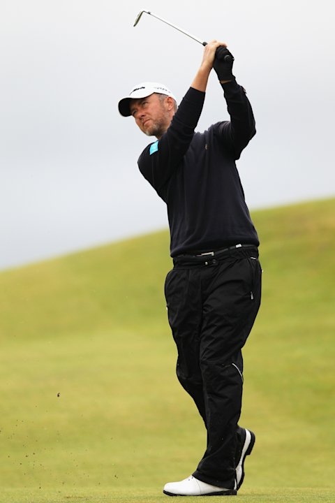 Irish Open - Day One