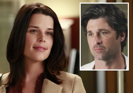 Grey&#39;s Anatomy Scoop: Neve Campbell Spills Some Secrets About Derek&#39;s Mystery Sis