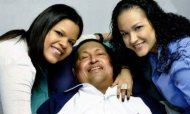Hugo Chavez Returns Home After Cancer Surgery