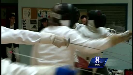 Fencing classes offered at West Shore YMCA