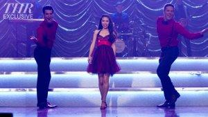 'Glee's' Jessica Sanchez Dazzles in Season 4 Finale (Exclusive Photos)