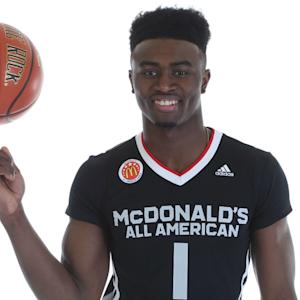 Inside Recruiting With McDonald's All-American Jaylen Brown