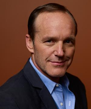 Clark Gregg of 'Much Ado About Nothing' poses at the Guess Portrait Studio during 2012 Toronto International Film Festival on September 9, 2012 in Toronto, Canada -- Getty Premium