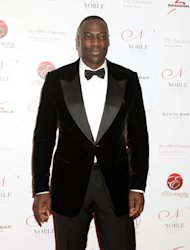Adewale Akinnuoye-Agbaje got to play two characters in the Thor follow-up
