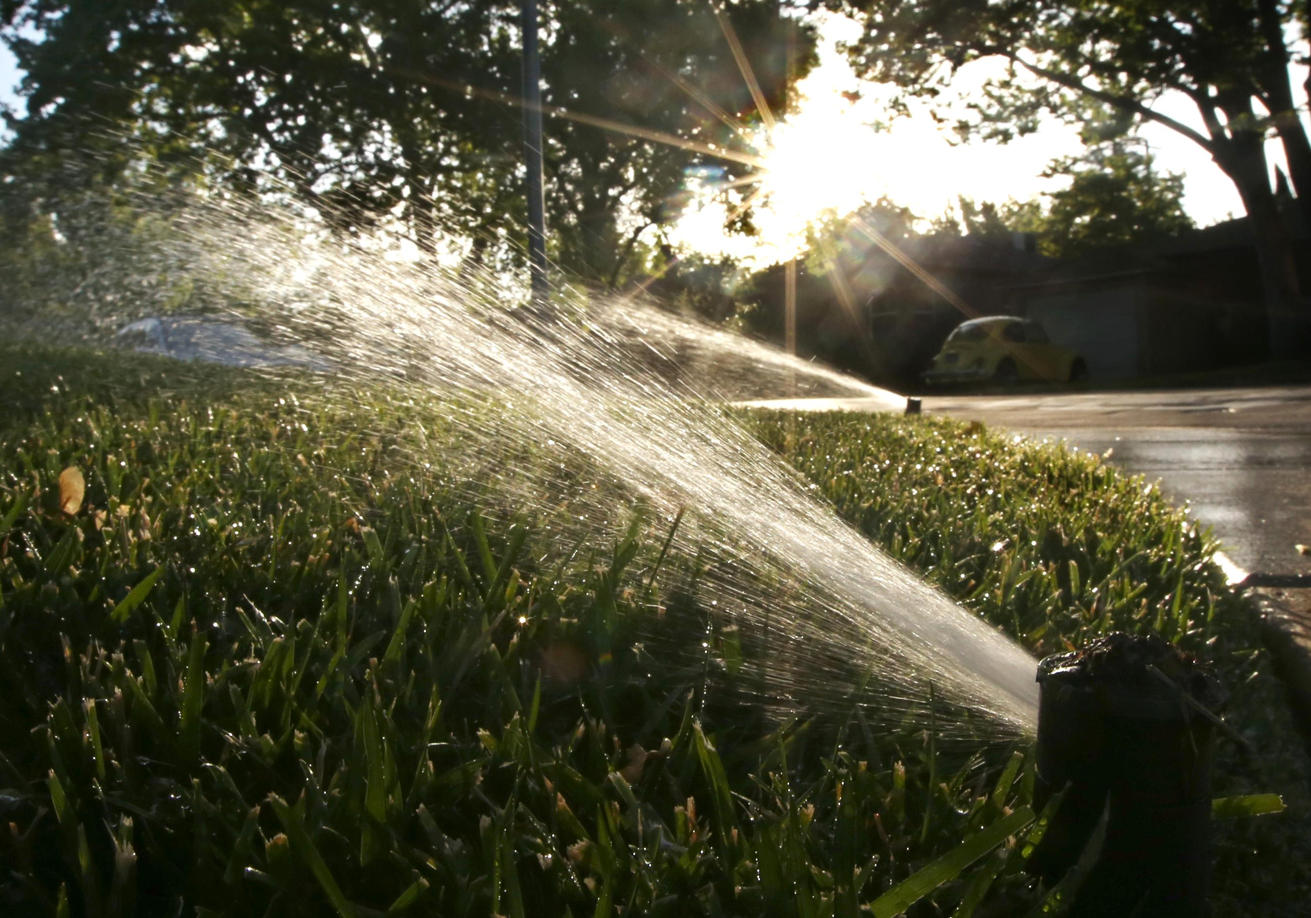 California panel mandates low-water lawns on new buildings