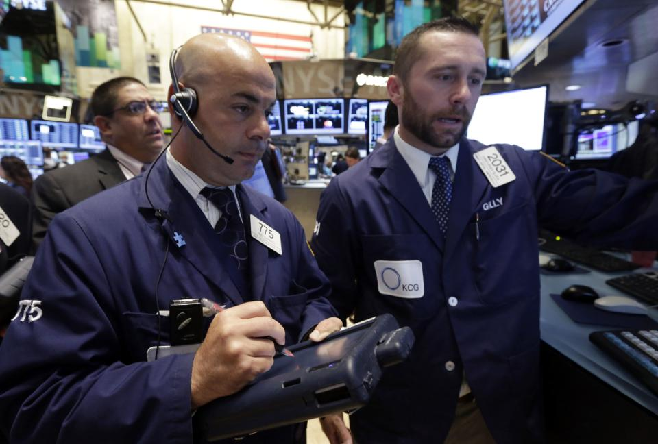 S&P 500 edges higher, helped by gold miners