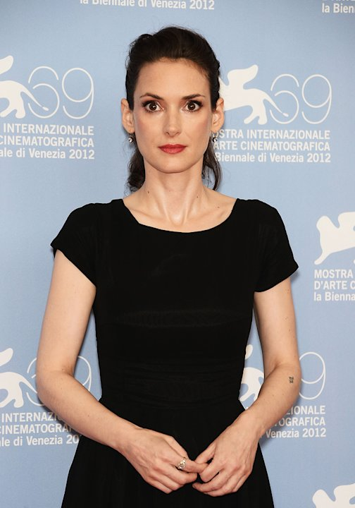 Winona Ryder, Venice Film Festival