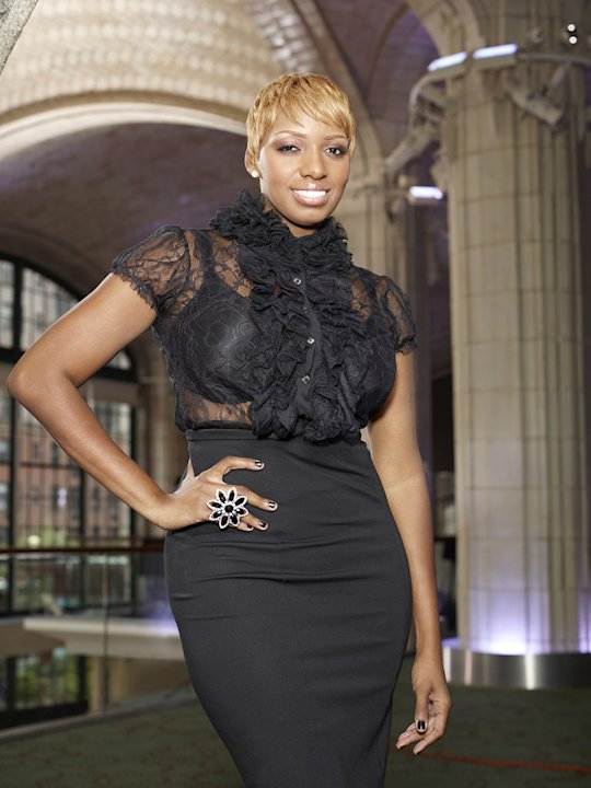 "Ne Ne Leakes competes in ""The Celebrity Apprentice."""