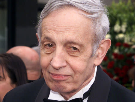 Mathematician John Nash, who inspired 'A Beautiful Mind,' killed in car crash