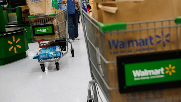 Walmart Says Food Stamp Shopping Spree Was 'Right Choice' (ABC News)